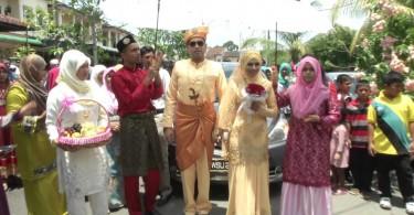 An Indian Muslim wedding in Malaysia