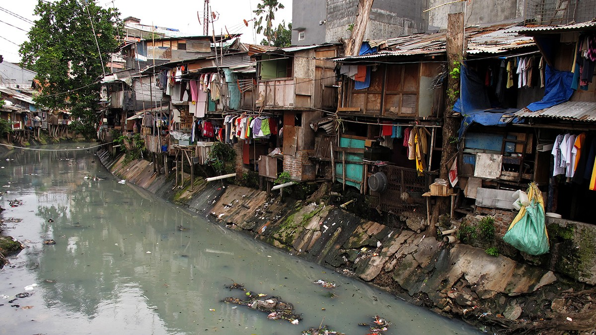 Number Of Poor In Indonesia Keeps Rising The Mole