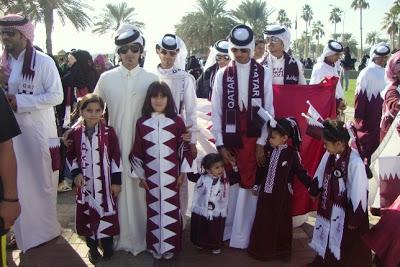 qatar patriotism