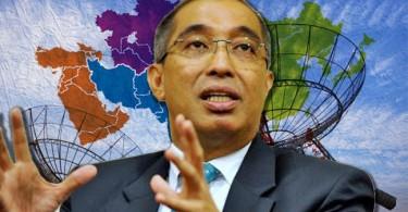 Datuk Seri Salleh Said Keruak.