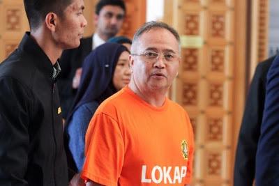 Mohd Zahid Md Arip is still a part Pribumi Bersatu.