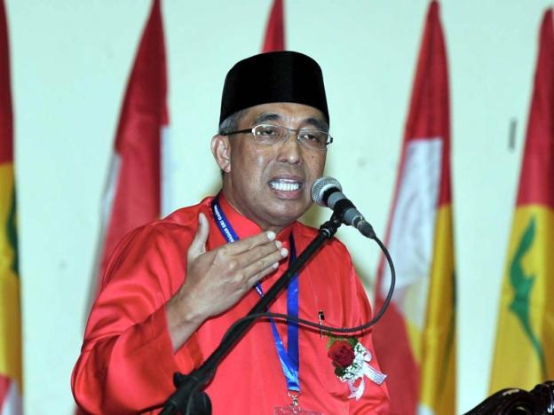 Datuk Seri Salleh Said Keruak