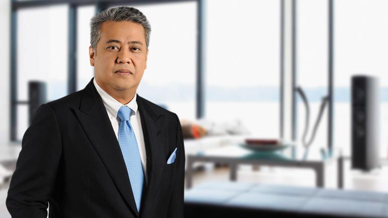 Datuk Seri Fateh Iskandar Mohamed Mansor