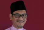 Perak Pakatan Harapan chairman Faizal Azumu.