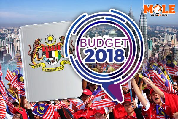 Budget Malaysia 2018