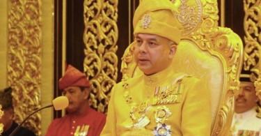 Sultan Nazrin Shah
