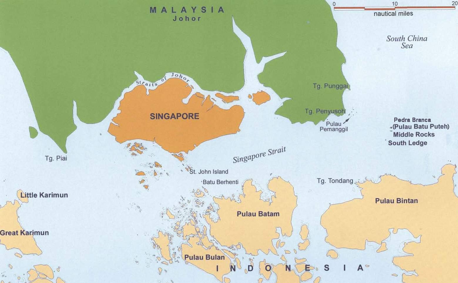 Batam: Singapore's shipping rival less than 30km away