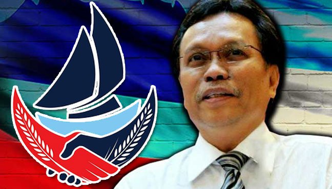 President of Party Warisan Sabah, Shafie Afdal