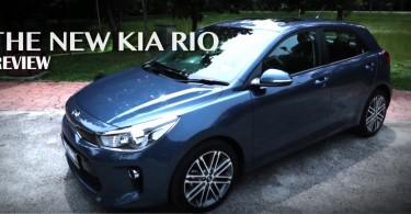 The New Kia Rio 2017