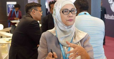 Personal Data Protection Department commissioner Khalidah Mohd Darus