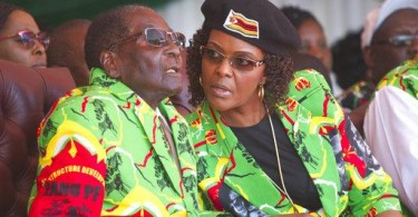 A goal of the generals is to prevent Mugabe handing power to his wife, Grace, 41 years his junior, who appeared on the cusp of power after a recent party purge.
