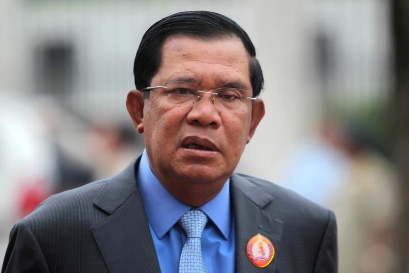 Prime Minister Hun Sen's rule of more than three decades was under threat at next year's general election.
