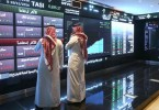 The Saudi Stock Exchange, also known as the Tadawul All Share Index, in Riyadh