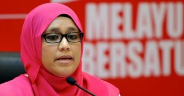 Puteri Umno chief Datuk Mas Ermiyati Shamsuddin