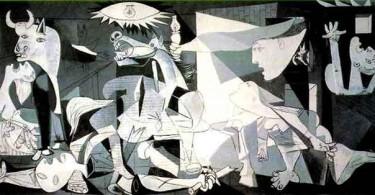 Guernica - Picasso (1937)