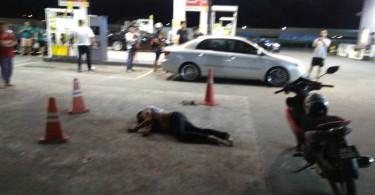 petrol murder
