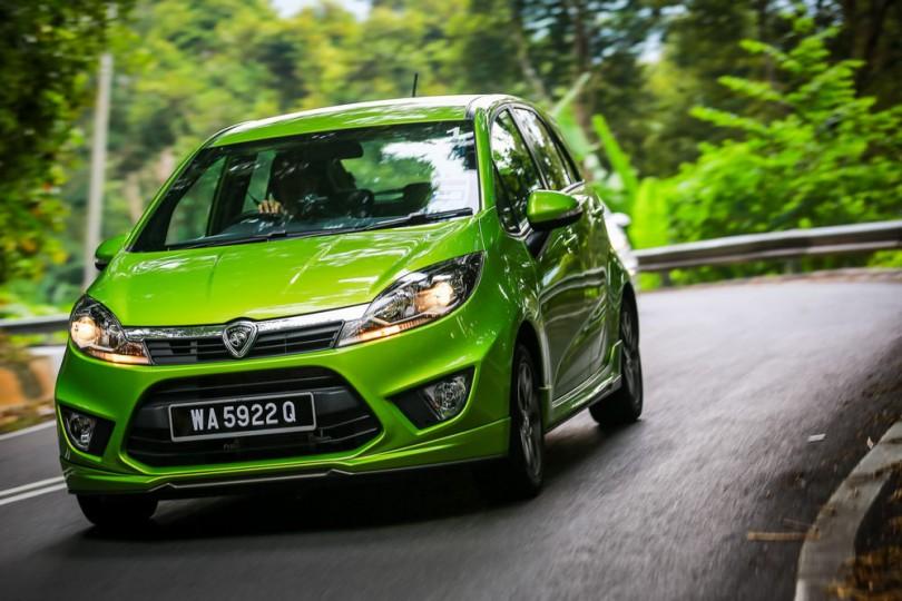 Savings of up to RM 5,000 for the Proton Iriz