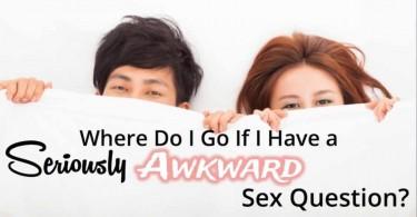 sex question