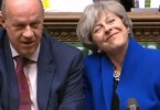 Theresa May and Damian Green have been close friends for decades
