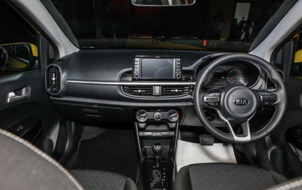 Kia Picanto 2018 interior