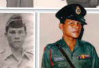 A Malaysian hero - Kanang anak Langkau