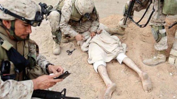 iraq tragedy