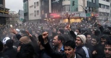protest iran