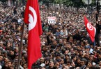 The 2011 Tunising uprising was what started the Arab Spring movement.