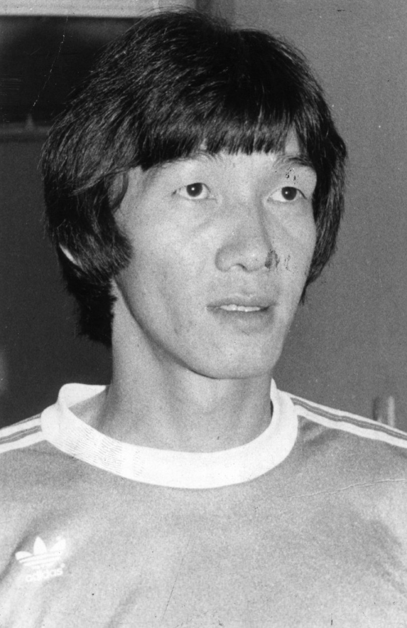Chee Keong -- considered one of the best, if not the best, Malaysian football goalkeepers.