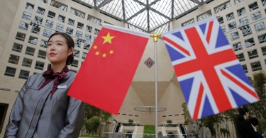 UK-China