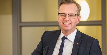 Swedish Minister for Entrepreneur and Innovation Mikael Damberg