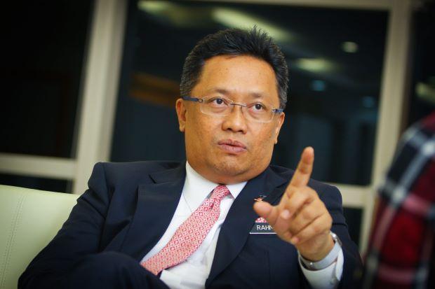 Datuk Seri Abdul Rahman Dahlan