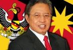 Sarawak Chief Minister Datuk Patinggi Abang Johari Openg