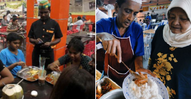 A sweep on foreigners working as waiters or helpers in the F&B sector will cripple this critical sector of the Malaysian economy. -- (Photos an illustration only.)