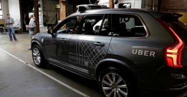 Uber Self Driving Cars Arizona