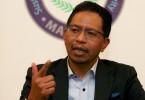 Energy, Green Technology and Water Ministry Secretary-General Datuk Seri Dr Zaini Ujang