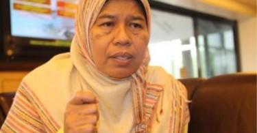 PKR's Zuraida Kamaruddin