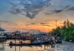 Kuala Kedah fishing village