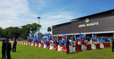 Only a handful of PH supporters in Pekan on the nomination day