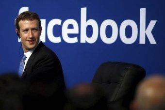 A busy few days for Zuckerberg in Washington.