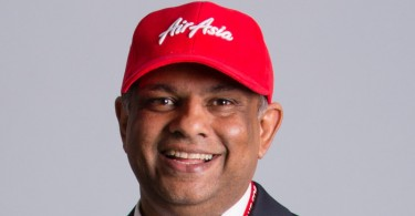 AirAsia Group chief executive officer Tan Sri Tony Fernandes