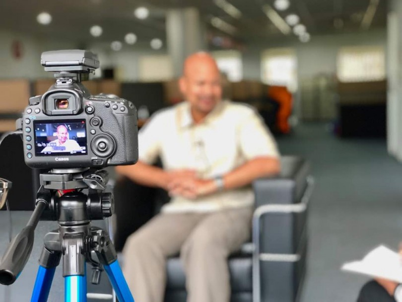 The Mole interview session with Arul Kanda