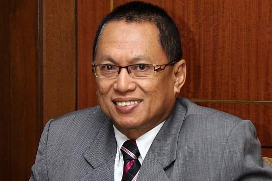 Datuk Dr Mohd Puad Zarkashi