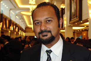 Gobind the lawyer is now a minister.