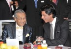 Bollywood superstar Shah Rukh Khan is a big fan of Tun Dr Mahathir Mohamad.