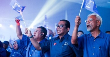 GE14  was the swansong of many Johor BN leaders