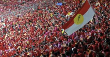 SAMBUTAN ULANGTAHUN UMNO KE 71 TAHUN BN201709053022