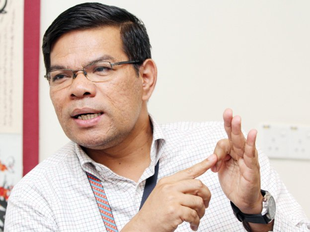 Datuk Saifuddin Nasution Ismail