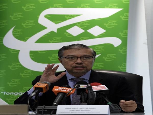 Datuk Syed Saleh Syed Abdul Rahman