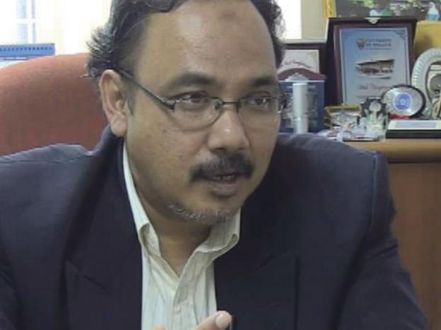 Prof Dr Shaharuddin Badaruddin